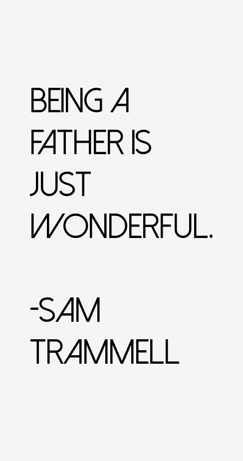 Sam Trammell Quotes