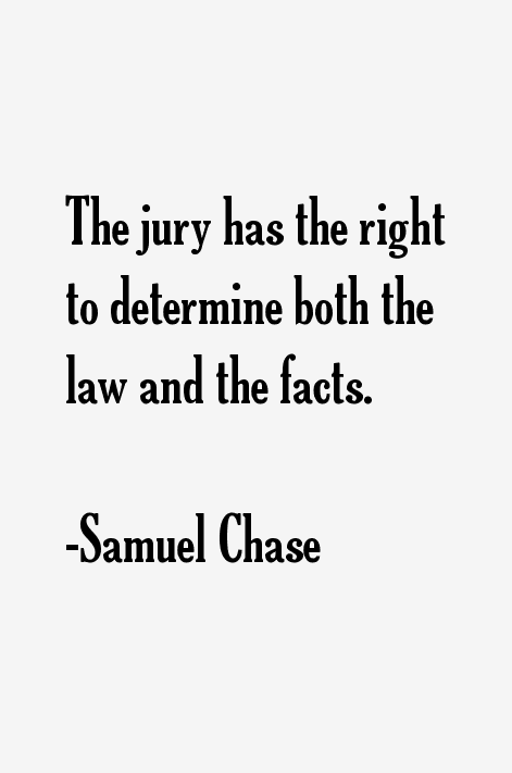 Samuel Chase Quotes