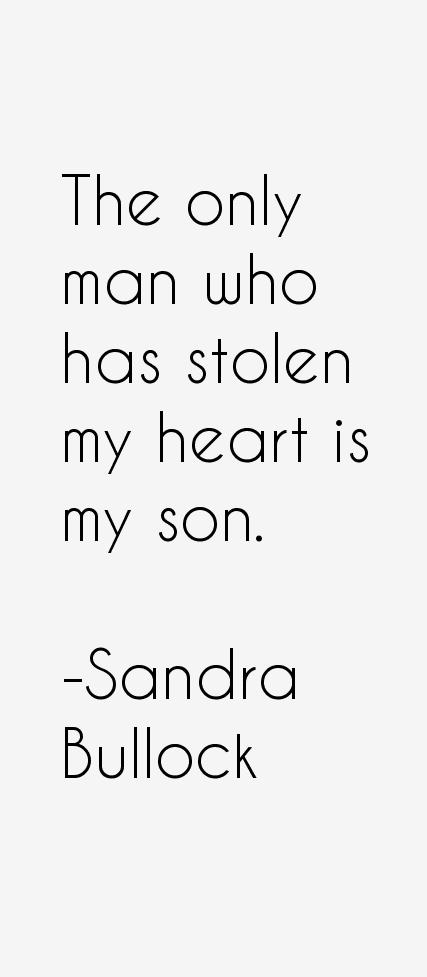 Sandra Bullock Quotes