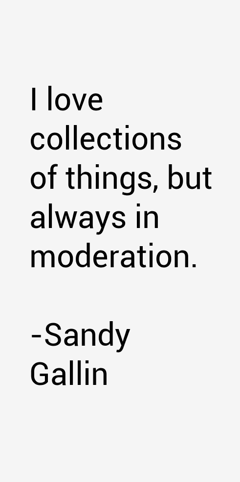 Sandy Gallin Quotes