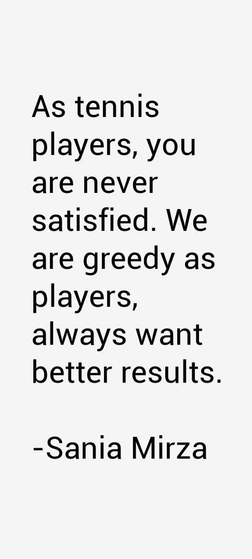 Sania Mirza Quotes