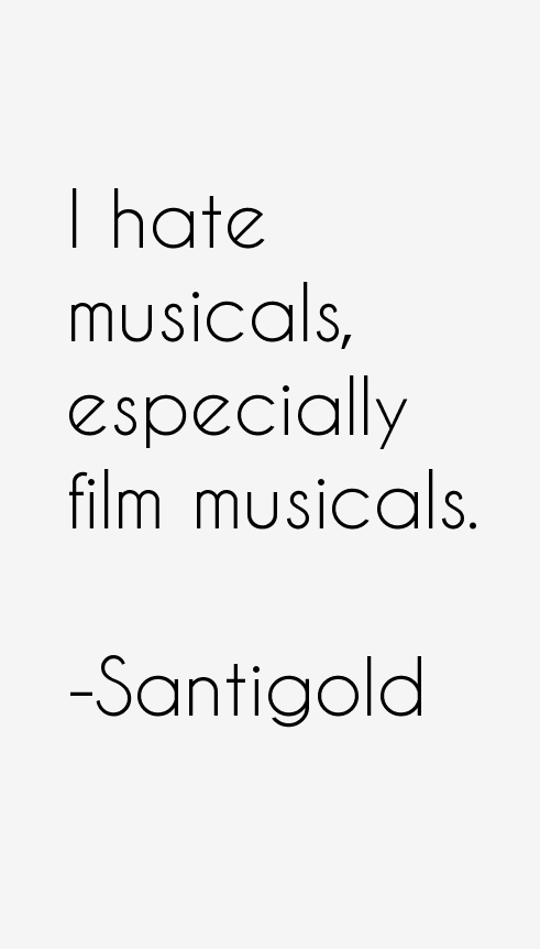 Santigold Quotes