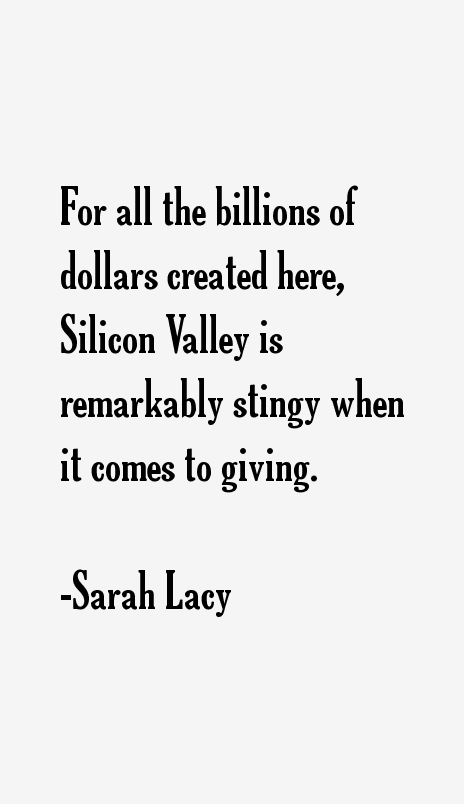 Sarah Lacy Quotes