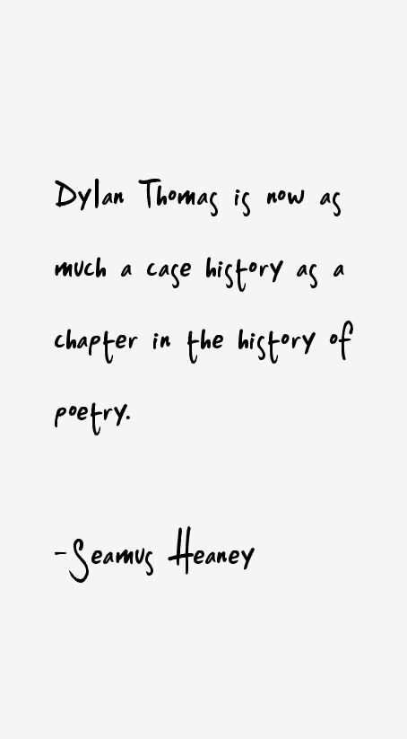 seamus heaney beowulf quotes