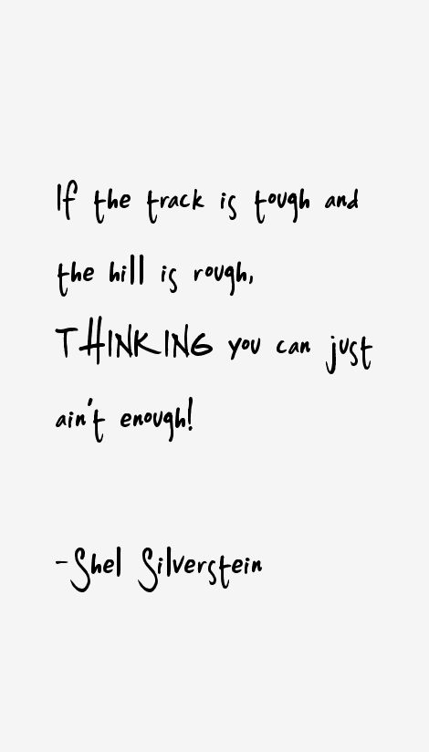 Shel Silverstein Quotes & Sayings
