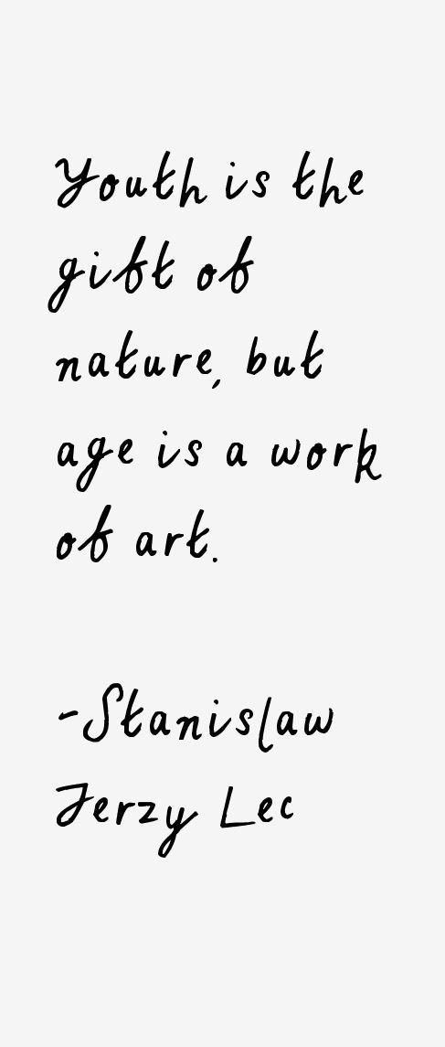 Stanislaw j lec quotes
