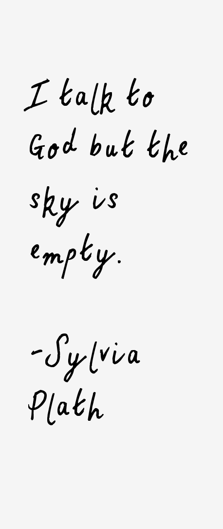Sylvia Plath Quotes Sayings Page 3