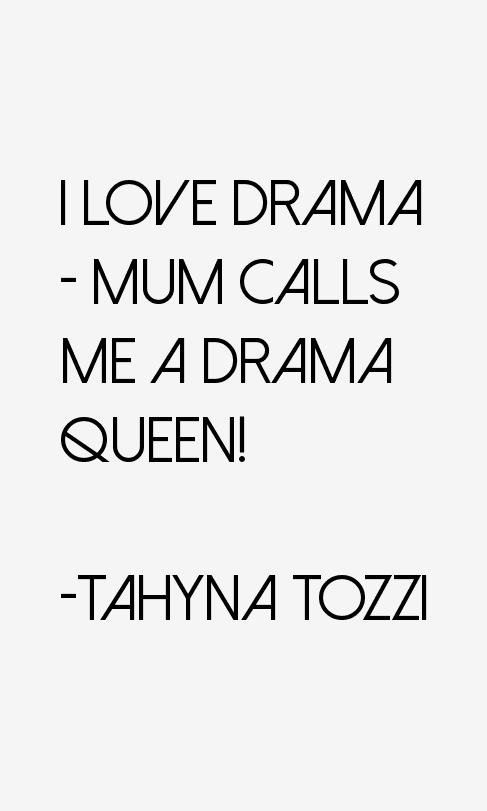 Tahyna Tozzi Quotes