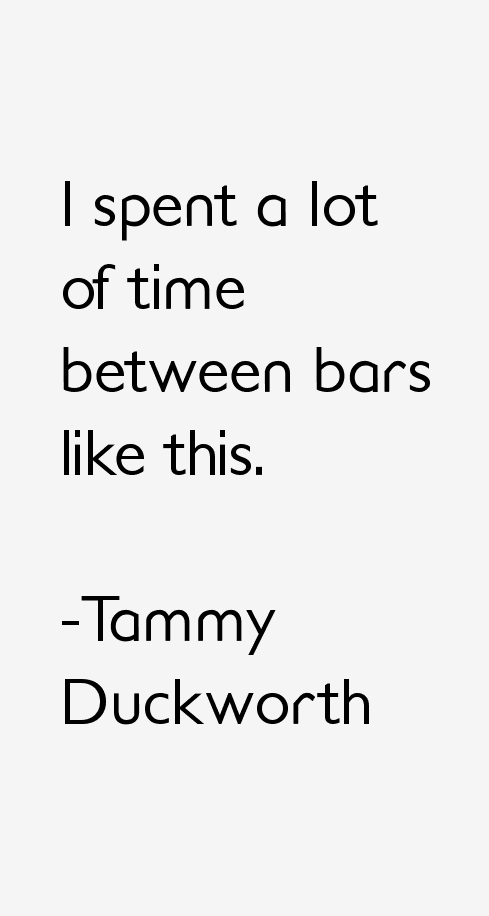 Tammy Duckworth Quotes