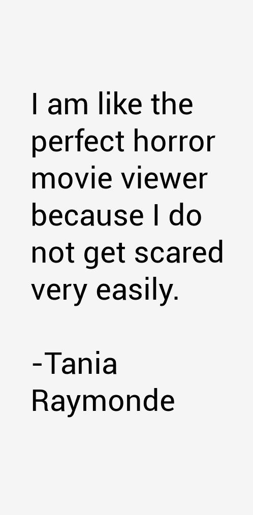 Tania Raymonde Quotes
