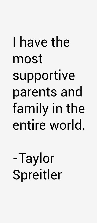 Taylor Spreitler Quotes