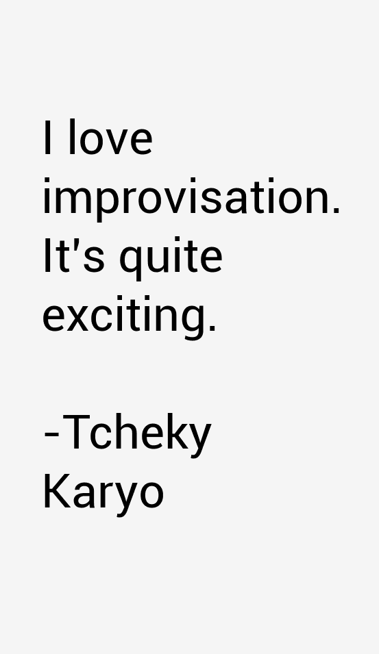 Tcheky Karyo Quotes