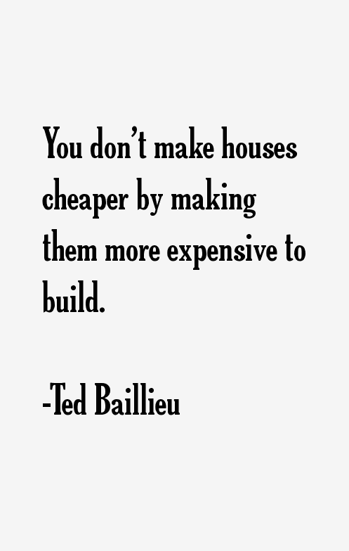Ted Baillieu Quotes