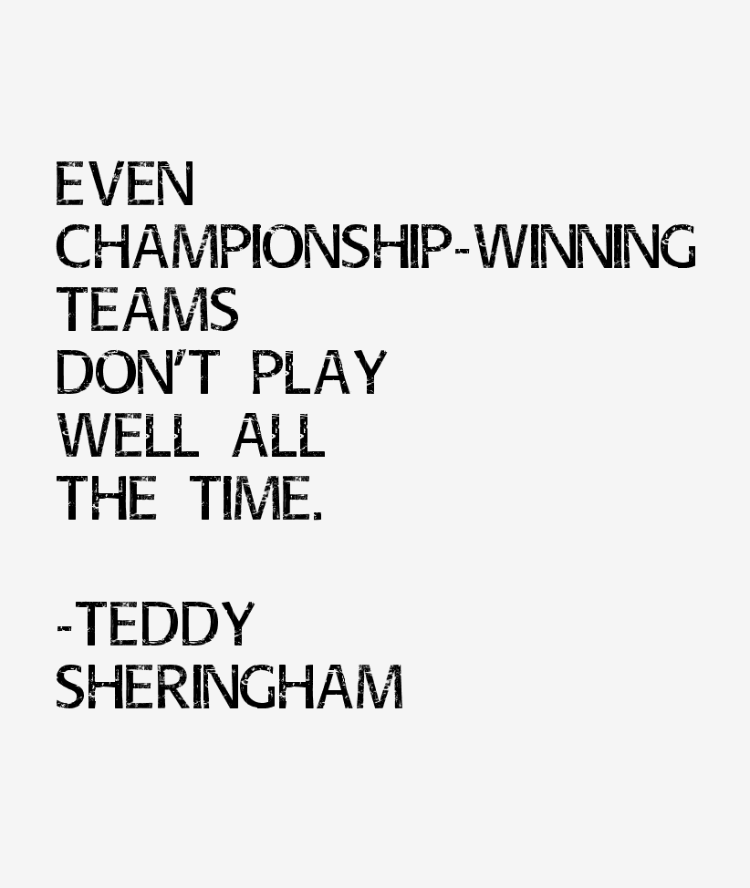 Teddy Sheringham Quotes