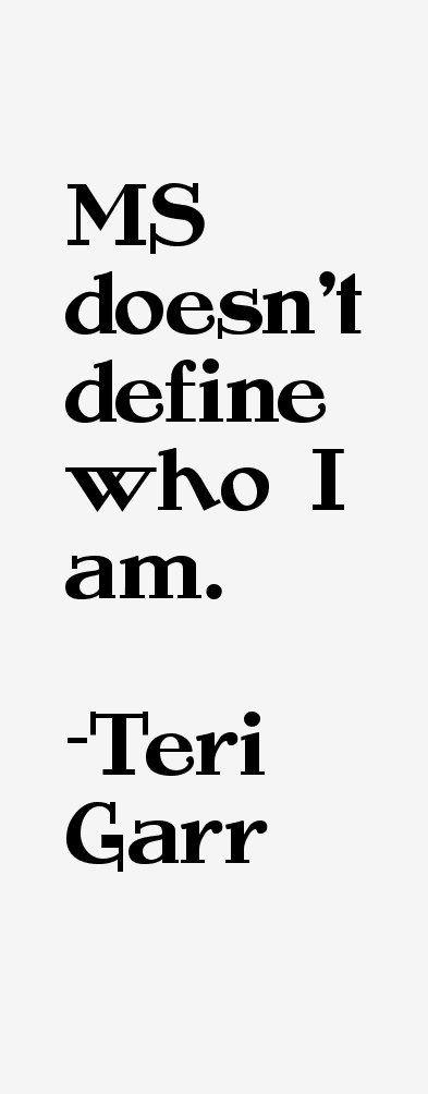 Teri Garr Quotes