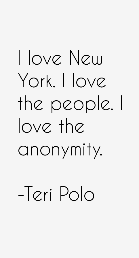 Teri Polo Quotes