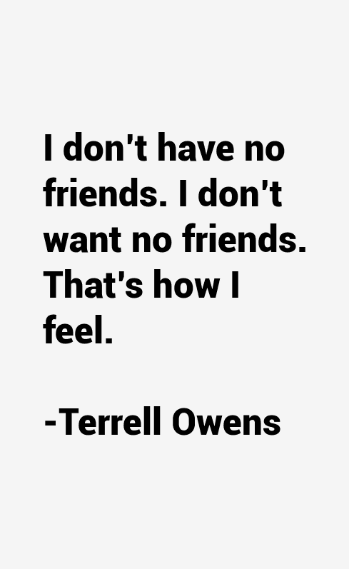 Terrell Owens Quotes Sayings Page 2