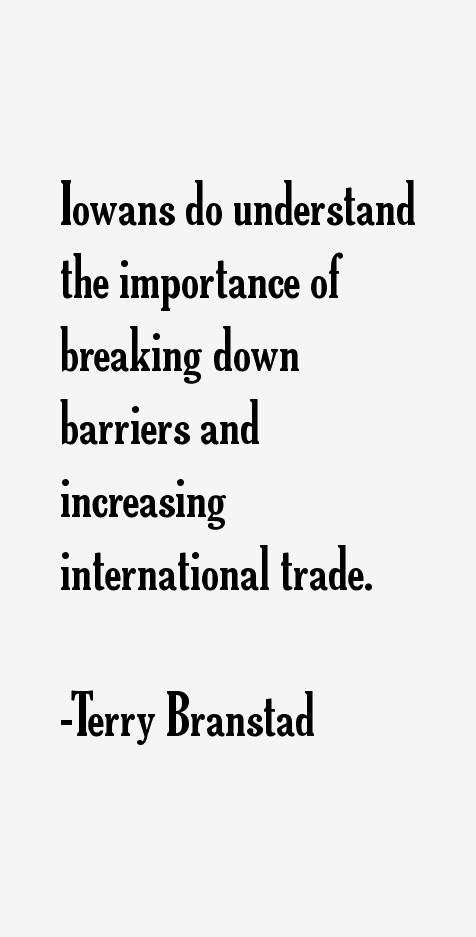 Terry Branstad Quotes