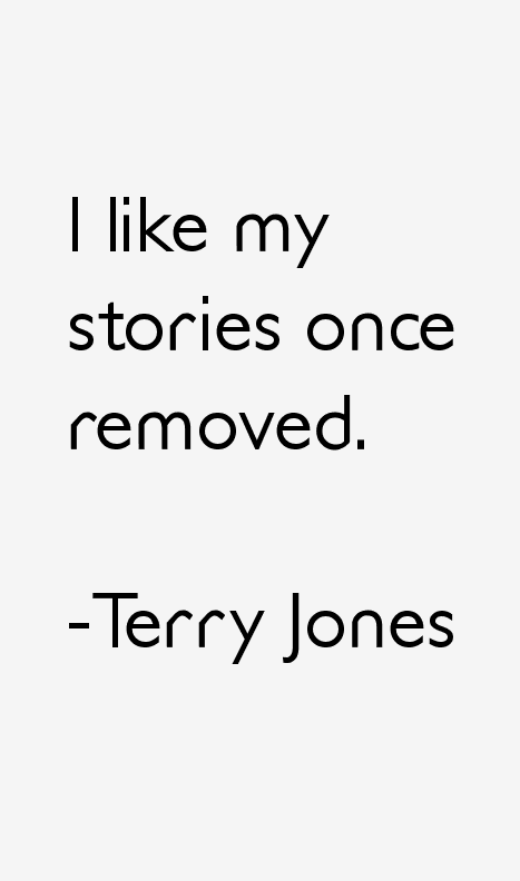 Terry Jones Quotes