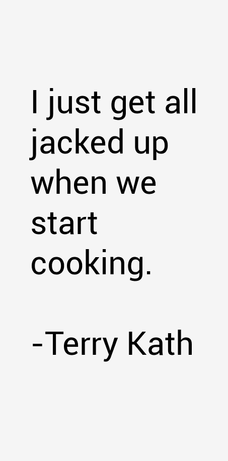 Terry Kath Quotes