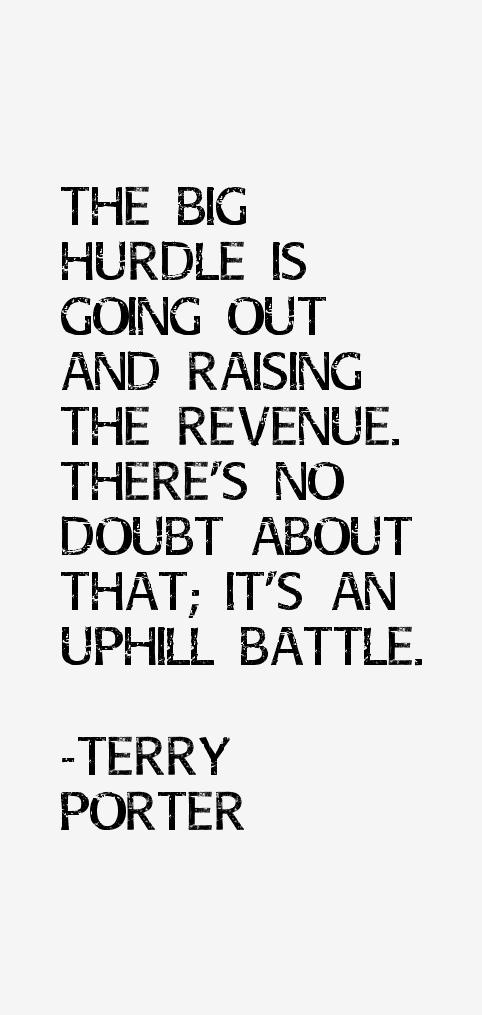 Terry Porter Quotes