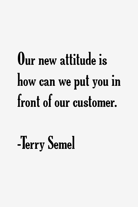 Terry Semel Quotes