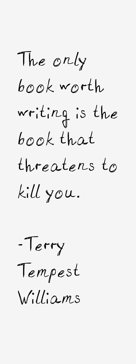 Terry Tempest Williams Quotes