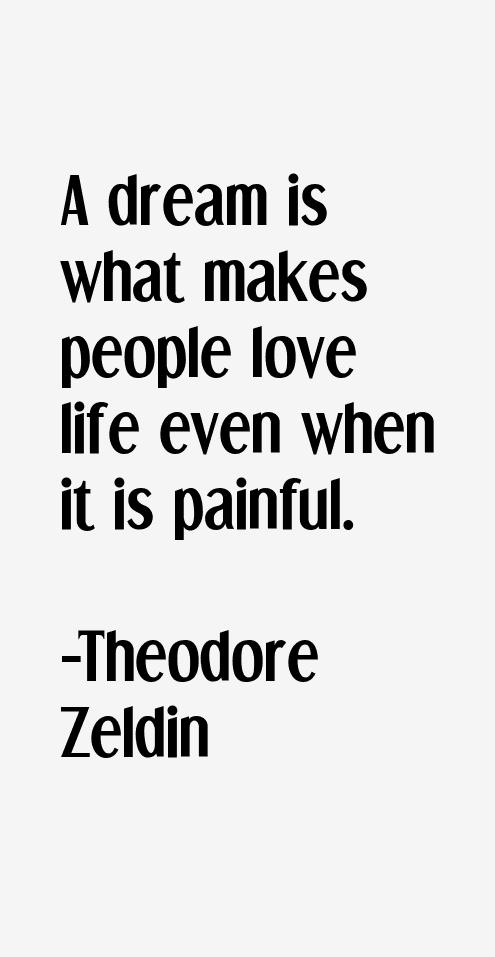 Theodore Zeldin Quotes