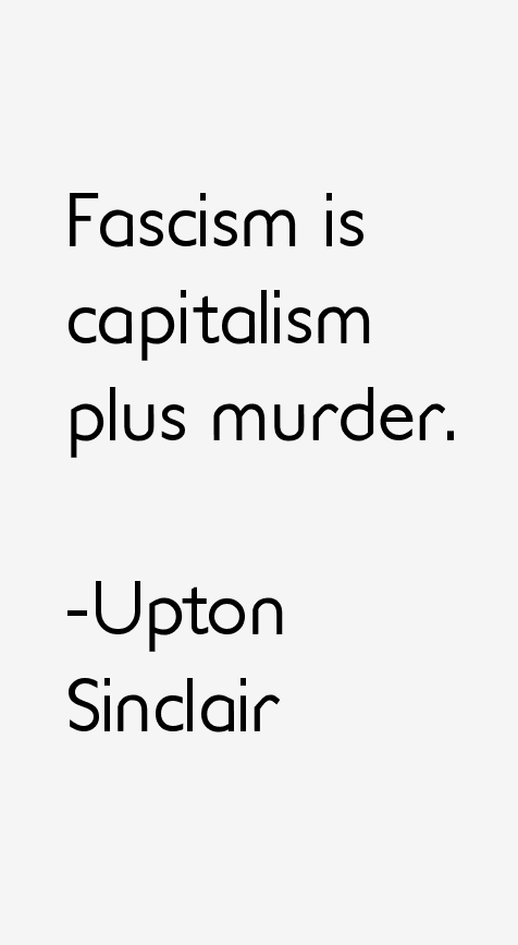 Upton Sinclair Quotes