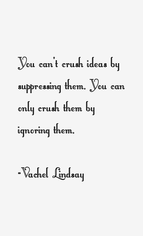 Vachel Lindsay Quotes