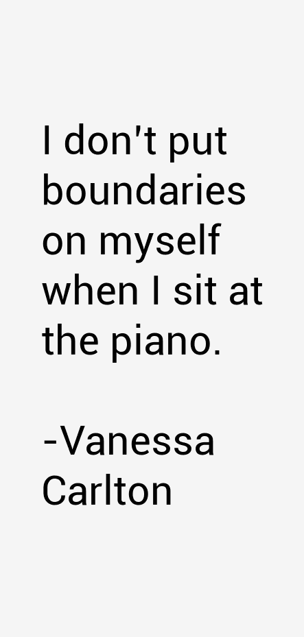 Vanessa Carlton Quotes