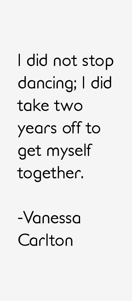 Vanessa Carlton Quotes