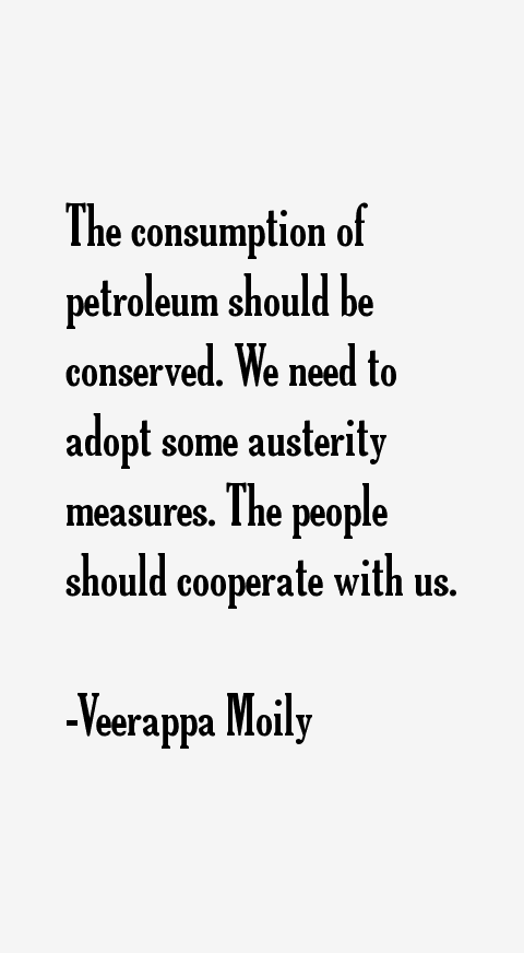 Veerappa Moily Quotes