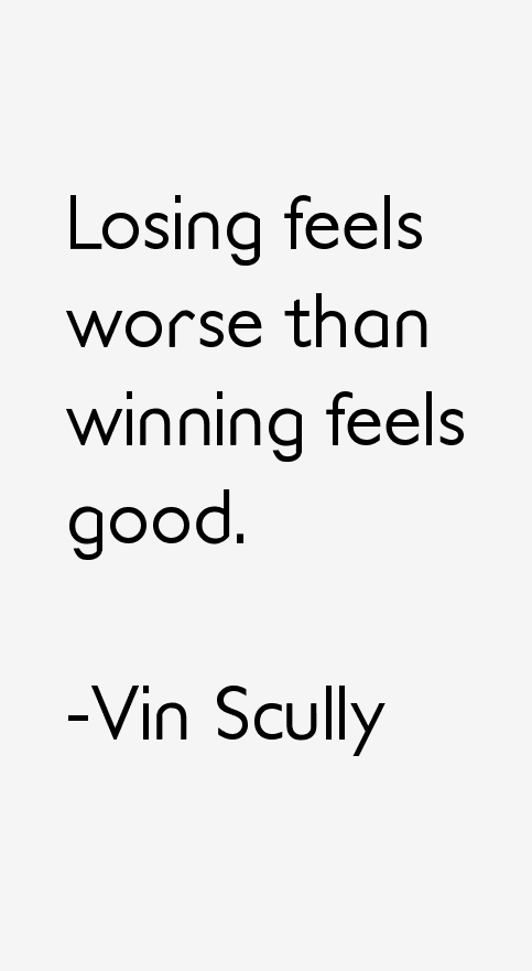Vin Scully Quotes