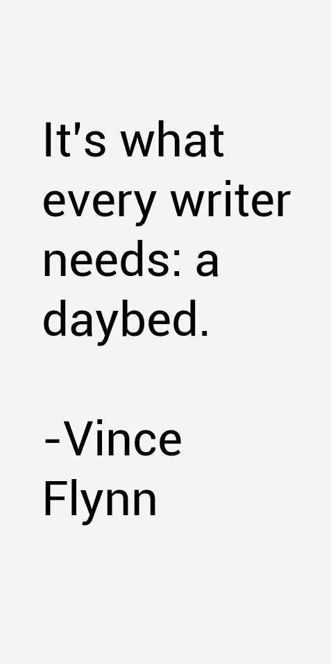 Vince Flynn Quotes