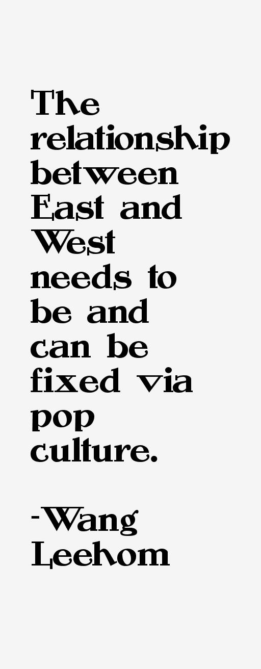 Wang Leehom Quotes