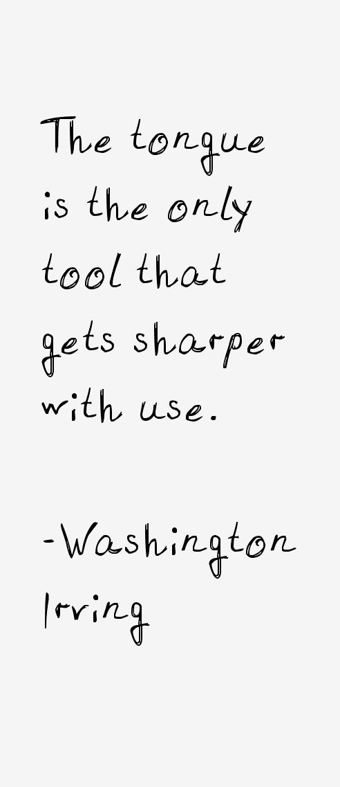 Washington Irving Quotes