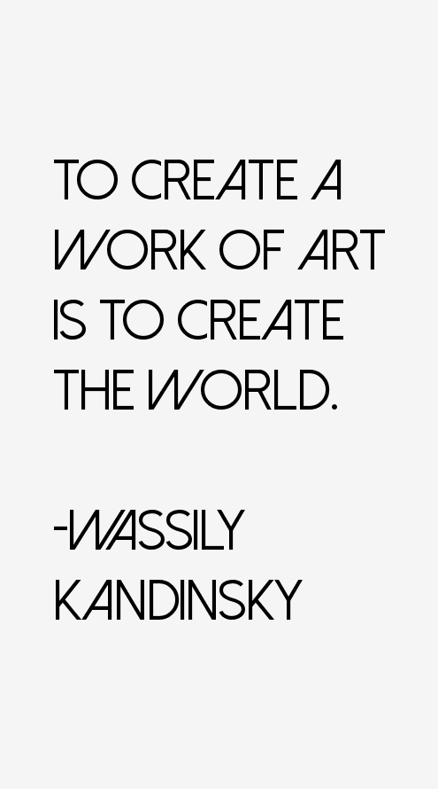 Wassily Kandinsky Quotes & Sayings (Page 2)