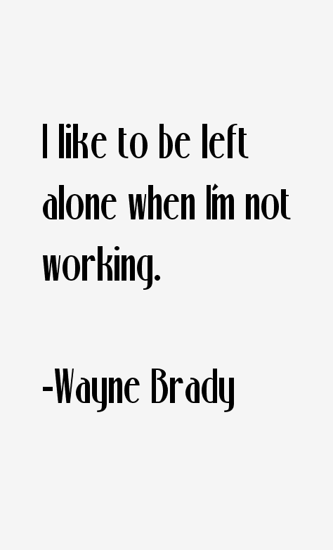 Wayne Brady Quotes