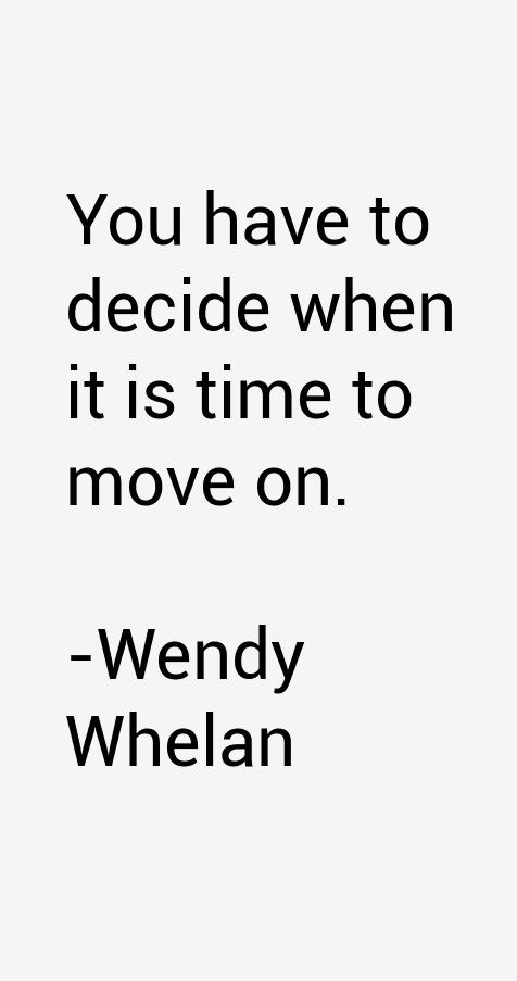 Wendy Whelan Quotes