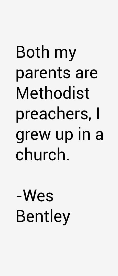 Wes Bentley Quotes
