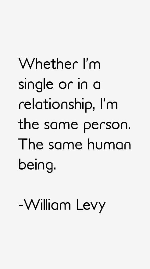 William Levy Quotes