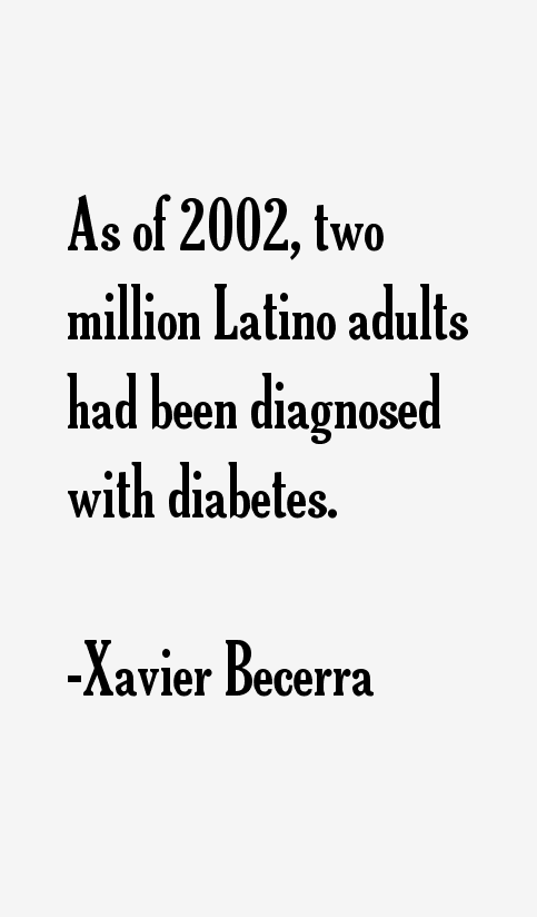 Xavier Becerra Quotes