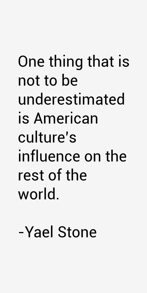 Yael Stone Quotes
