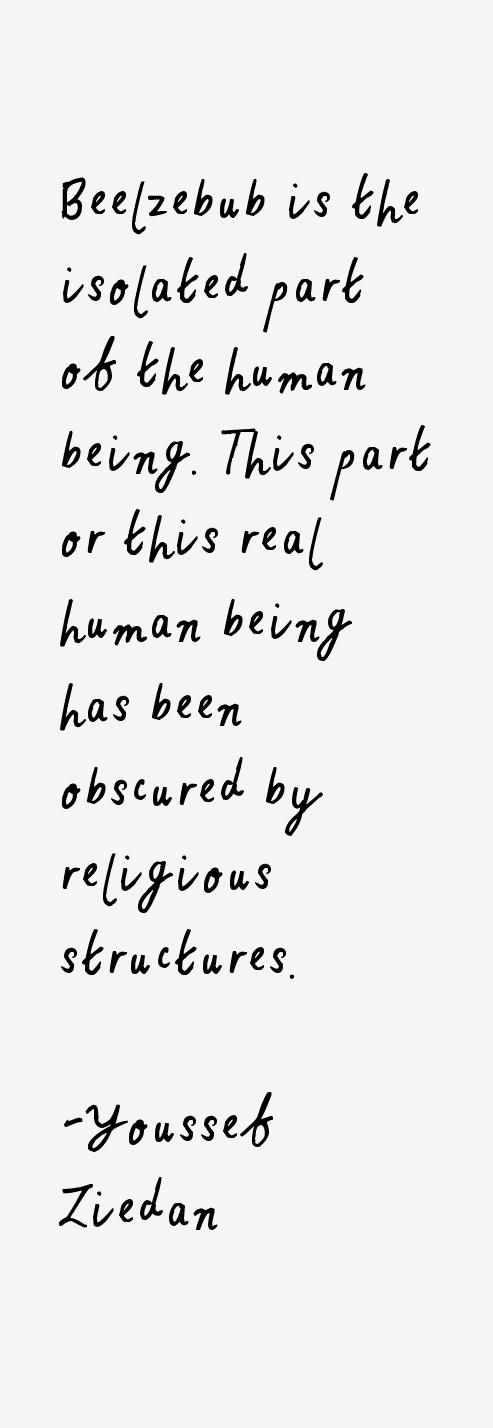 Youssef Ziedan Quotes