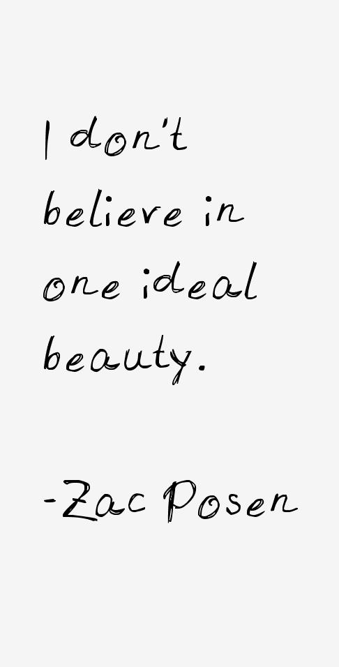 Zac Posen Quotes