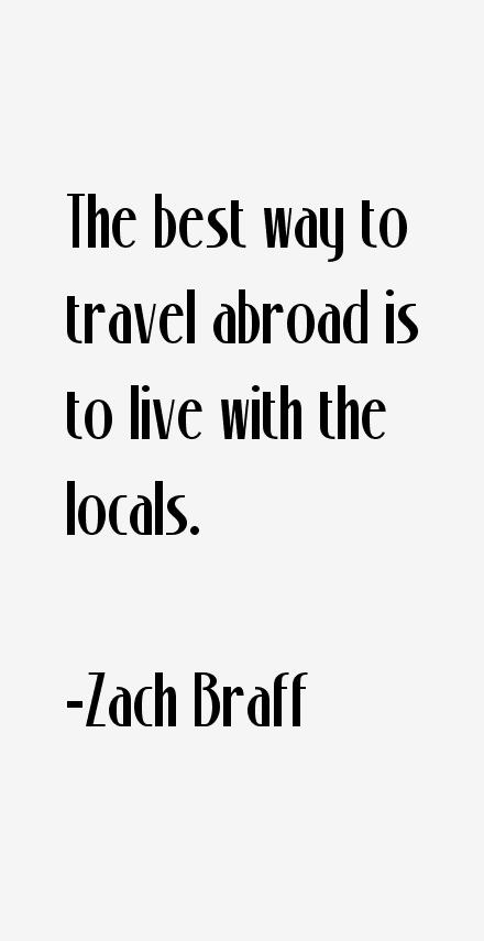 Zach Braff Quotes