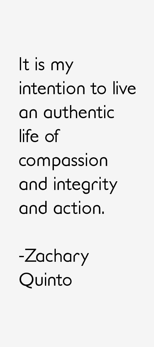 Zachary Quinto Quotes