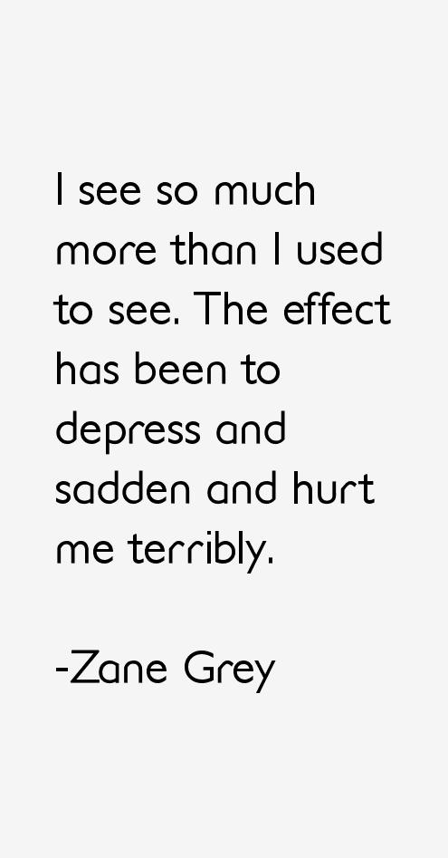 Zane Grey Quotes