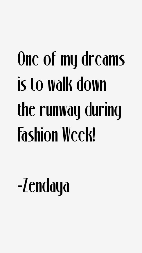 Zendaya Quotes